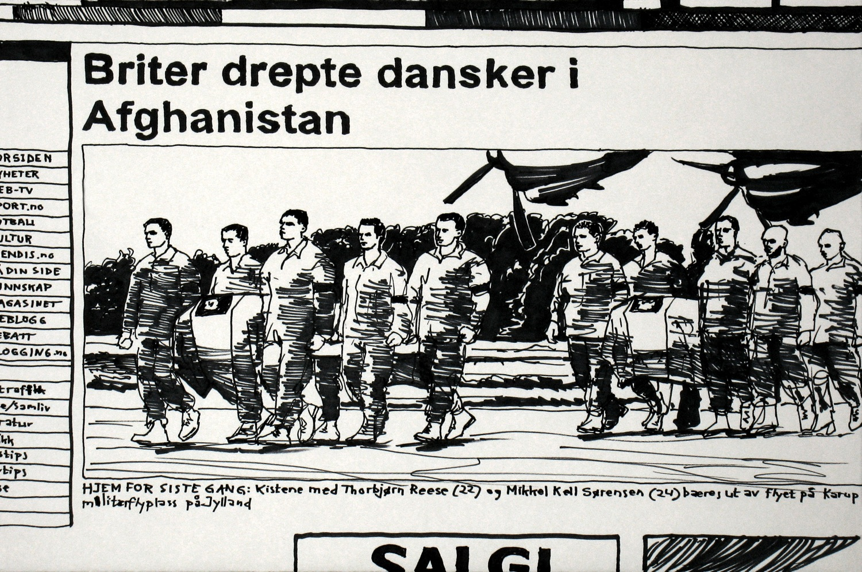 Briter drepte dansker i Afghanistan