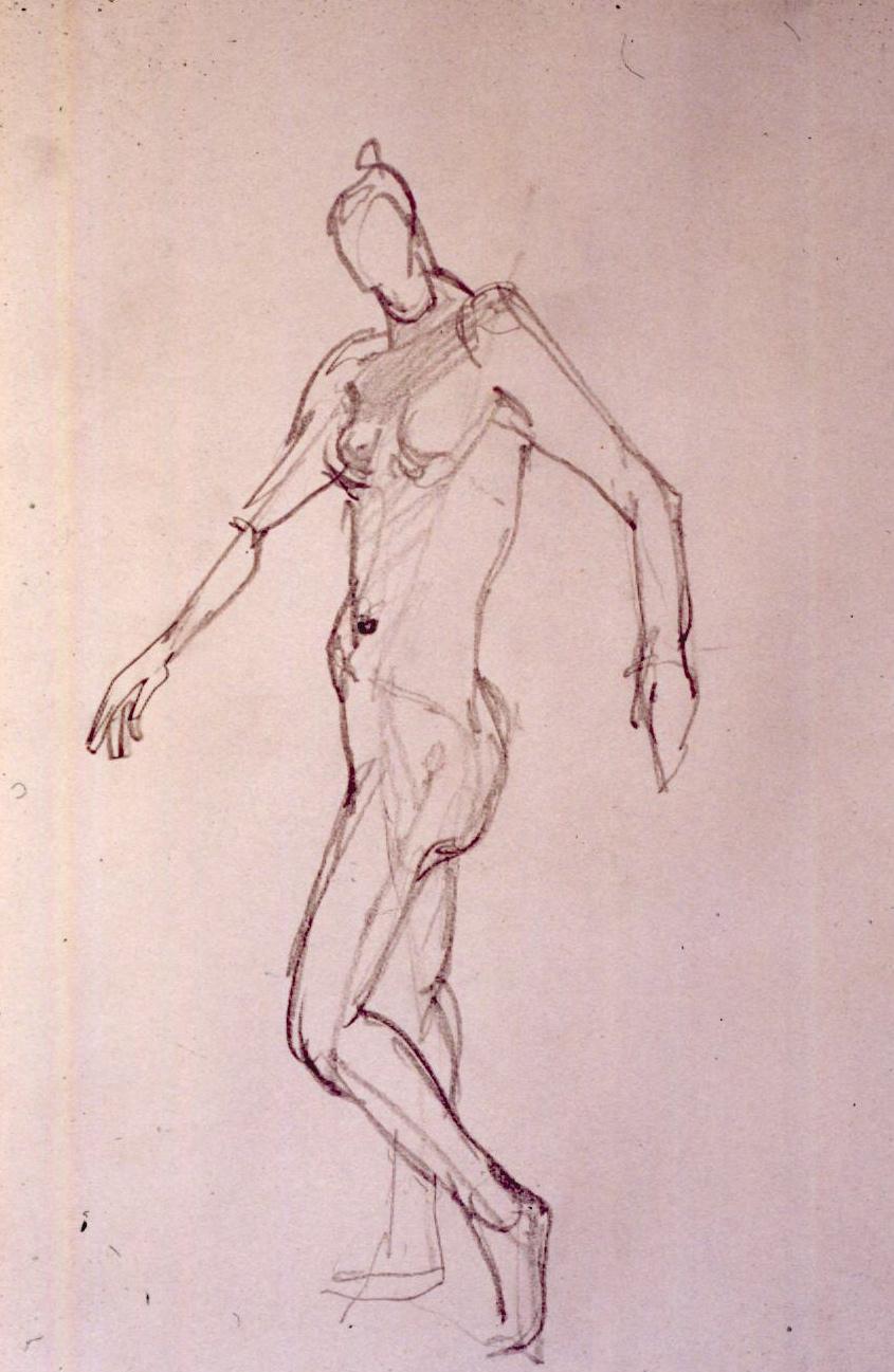 kvinne akt 1