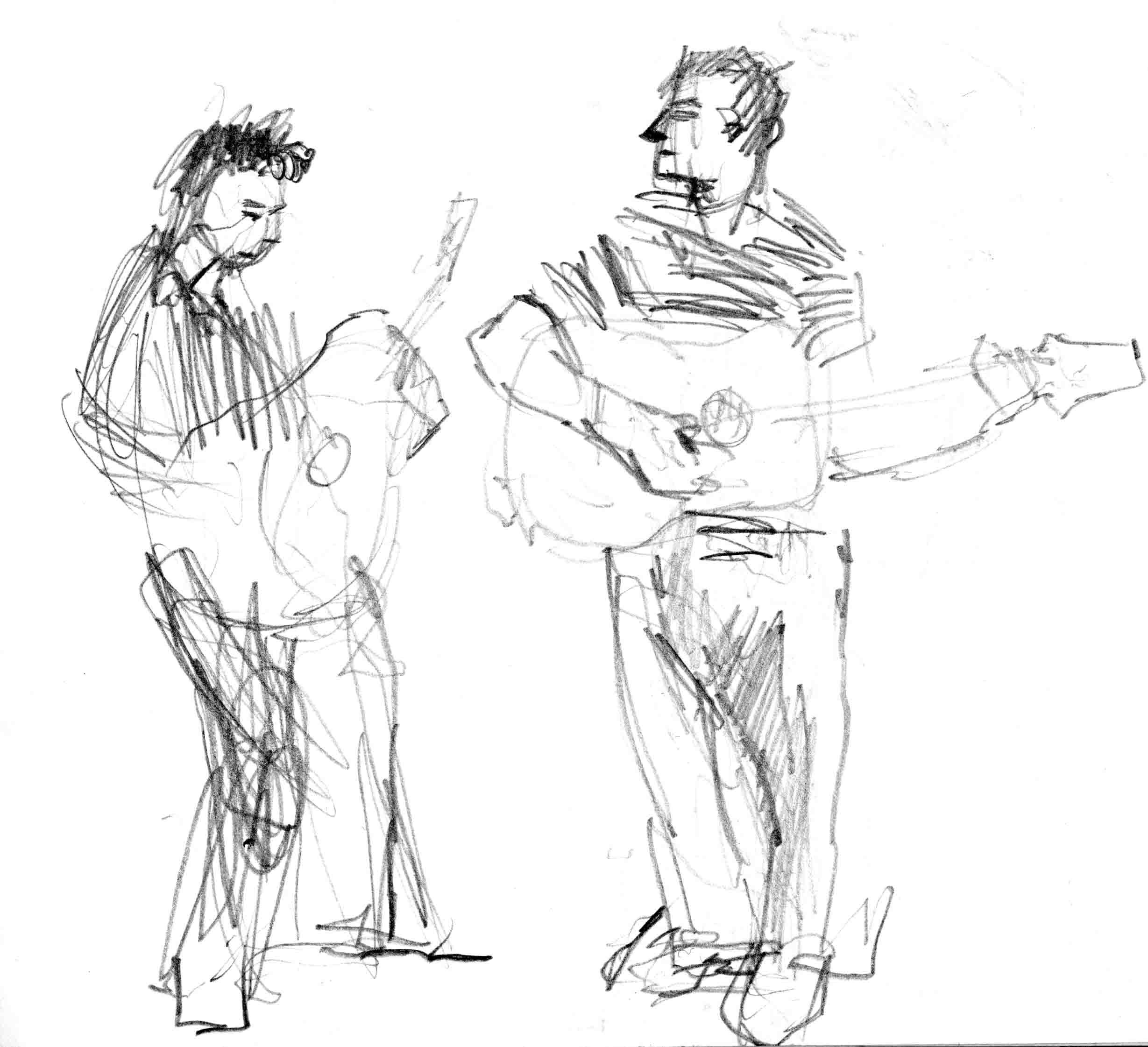 to gitarister