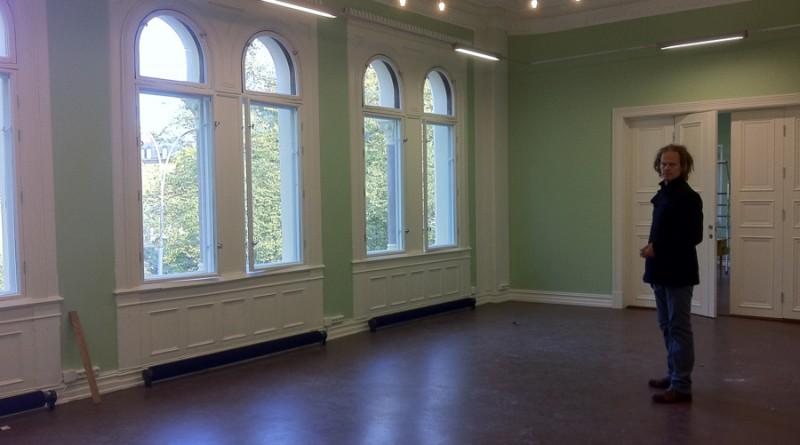 ORP2 - mitt nye atelier
