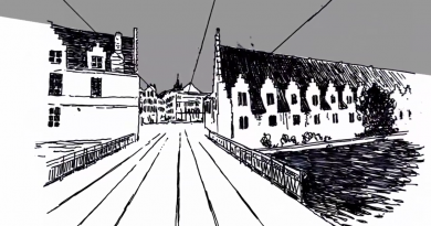 The Streets of Gent music video