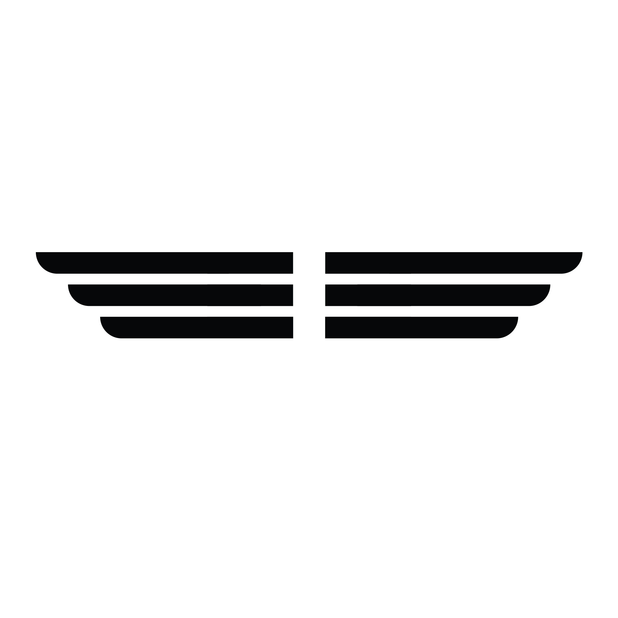 Første idé: inspirert av logoer for biler. Tanken var å ha en mer maskulin og monumental kiropraktor-logo