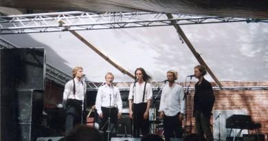 Josef Boys live at Blå, Oslo