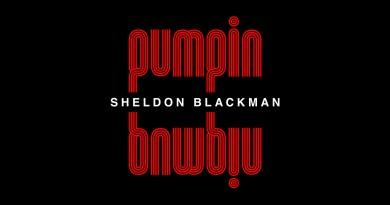 "Album designfor Sheldon Blackman's ""Pumin"""