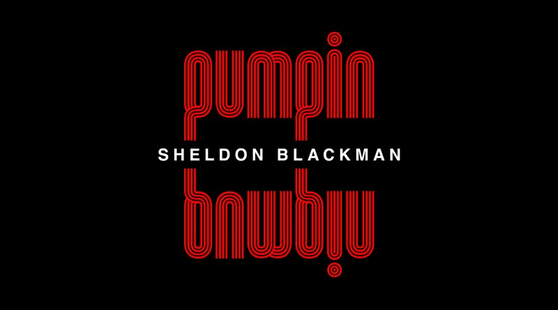 "Album design for Sheldon Blackman's ""Pumin"""