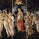Was Botticelli's Primavera cropped?