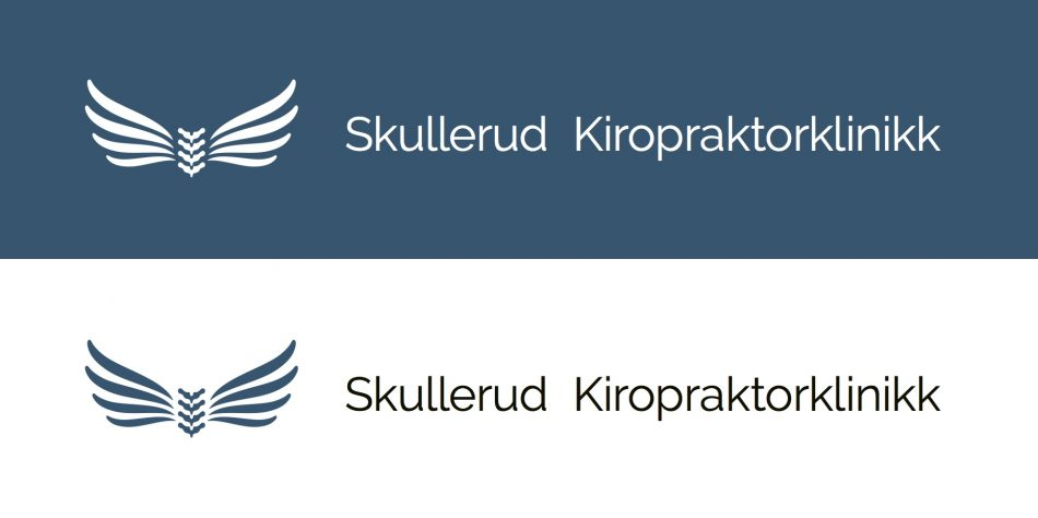 skullerud kiropraktorklinikk logo