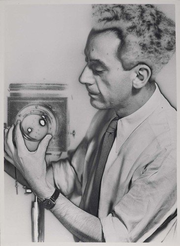Man Ray selfportrait